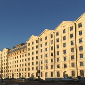 Location Bureaux Marseille Docks 130m2  Joliette 2ème